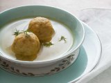 Matzo Ball Soup: The Basic Passover Food for the Soul.