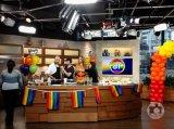 Abe on CityTV's BreakfastTelevision
