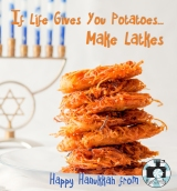 Happy Hanukkah FromEyeCandyTO
