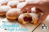 EyeCandyTO wishes you a HappyHanukkah