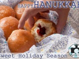 Happy Hanukkah from EyeCandyTO