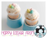 How to Make Adorable Cupcake Nests for Easter