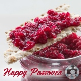 Happy Passover from EyeCandyTO (see recipe)