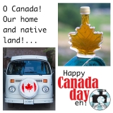 Happy Canada Day fromEyeCandyTO